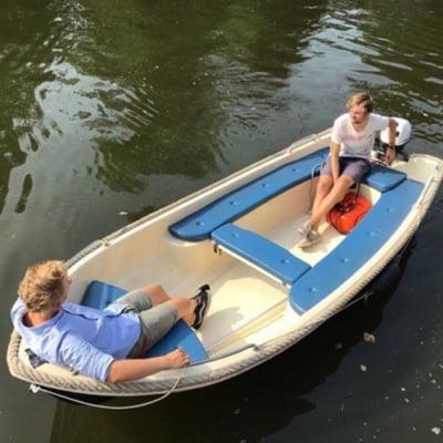 Luxury boat (max 6p)